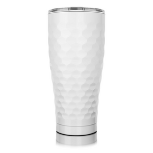 SIC Cups 30 Oz Tumbler - Dimpled Golf
