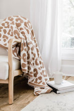 Load image into Gallery viewer, Sweet Dreams Leopard Print Blanket