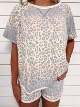 Load image into Gallery viewer, Amber Leopard Print Loungewear Set