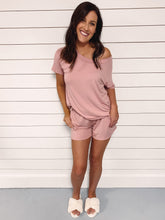 Load image into Gallery viewer, Kessler Loungewear Set - Pink