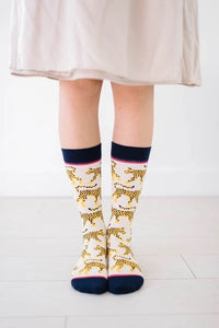 Woven Pear Women's Socks - Purr Fect