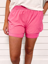 Load image into Gallery viewer, Marathon Athletic Shorts - Pink
