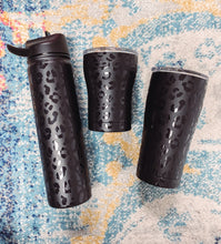 Load image into Gallery viewer, SIC Cups 20 Oz Tumbler - Leopard Eclipse