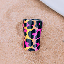 Load image into Gallery viewer, SIC Cups 12 Oz Tumbler - Neon Leopard