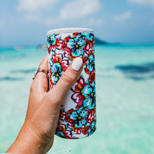 Load image into Gallery viewer, SIC Cups Slim Can Cooler - Hibiscus