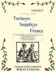 Tortures et supplices en France
