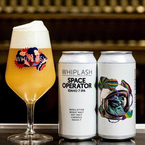 Space operator 440ml/WHIPLASH