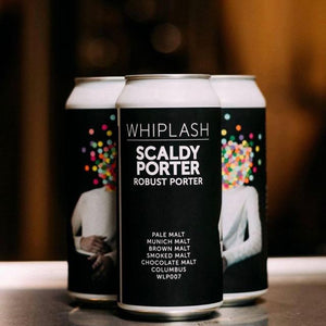 Scaldy Porter 440ml/WHIPLASH