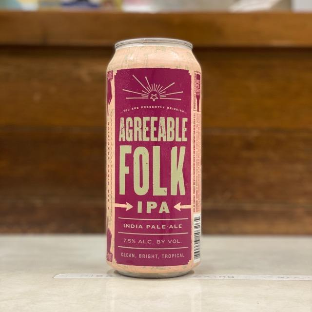 Agreeable folk473ml/Societe