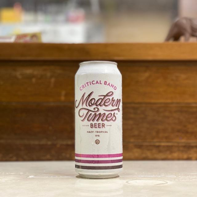 Critical band 473ml/Modern times