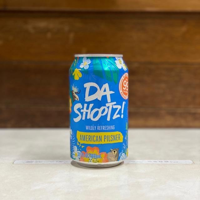 Da shootz 355ml/Deschutes