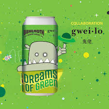 Dreams of Green440ml/Behemoth