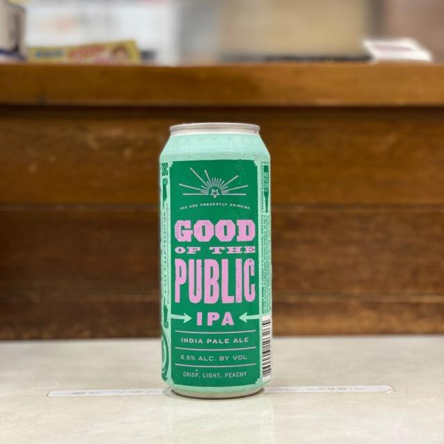 Good of the Public 473ml/Societe