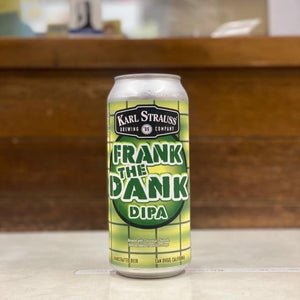 Frank the dank dipa473ml/Karl strauss