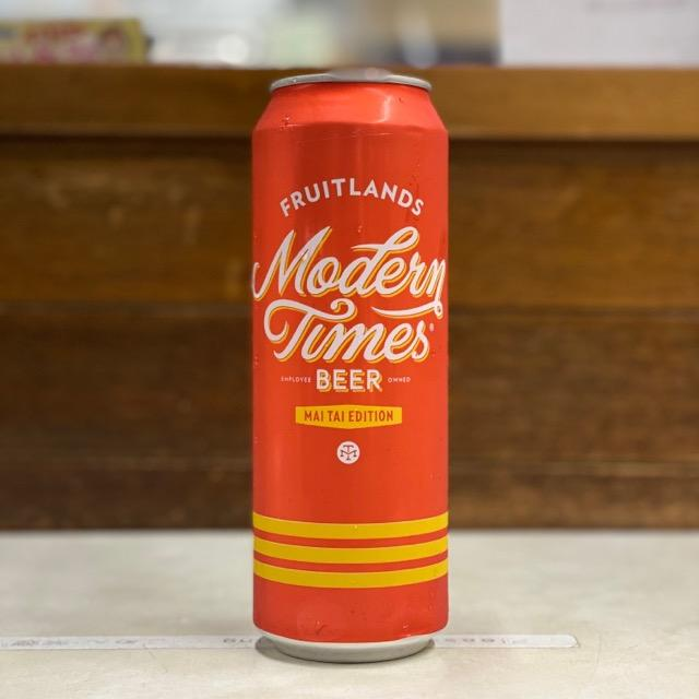 Fruit land Mai Tai 568ml/Modern Times