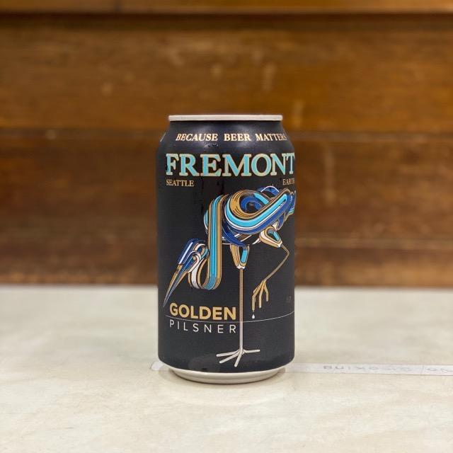 Golden Pilsner 355ml/Fremont