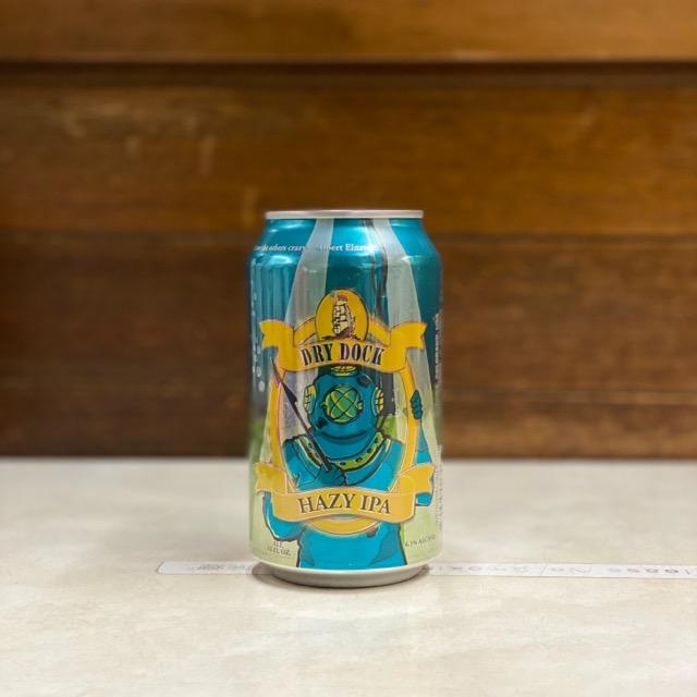 Hazy IPA 355ml/Drydock