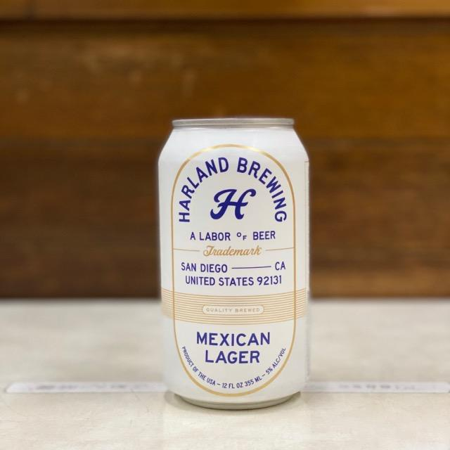 Mexican Lager 355ml/Harland
