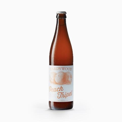 Peach triple500ml/Hardywood