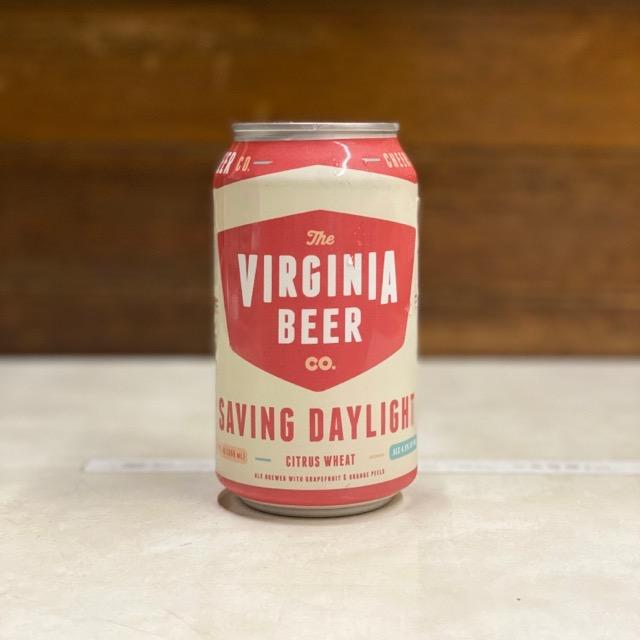 Saving Daylight 355ml/Virginal Beer Co
