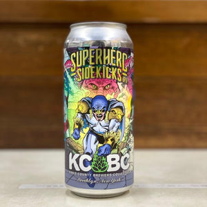 Superherc sidekicks IPA473ml/KCBC
