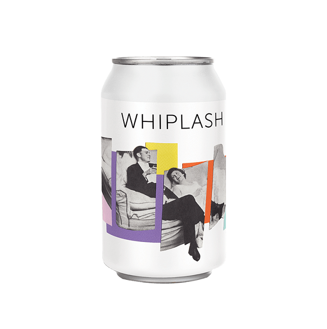 Rollover session IPA 330ml/Whiplash