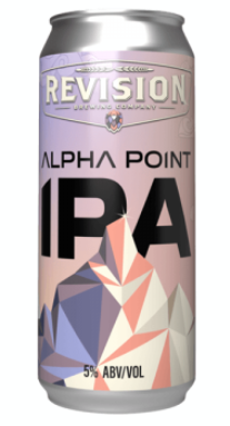 Alpha point 473ml/Revision