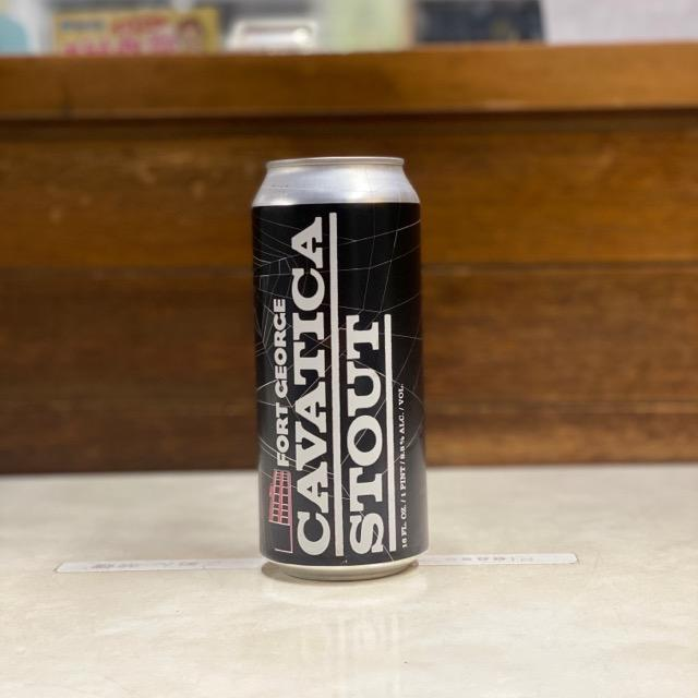 Cavatica Stout473ml/Fort george