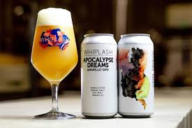 Apocalypse dreams amarillo DIPA 440ml/Whiplash