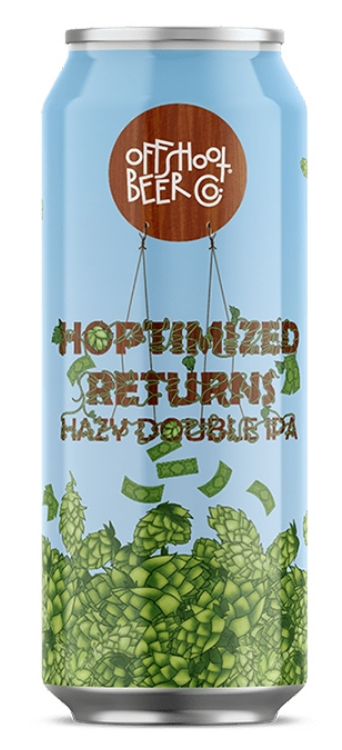 Hoptimized return 473ml/Offshoot