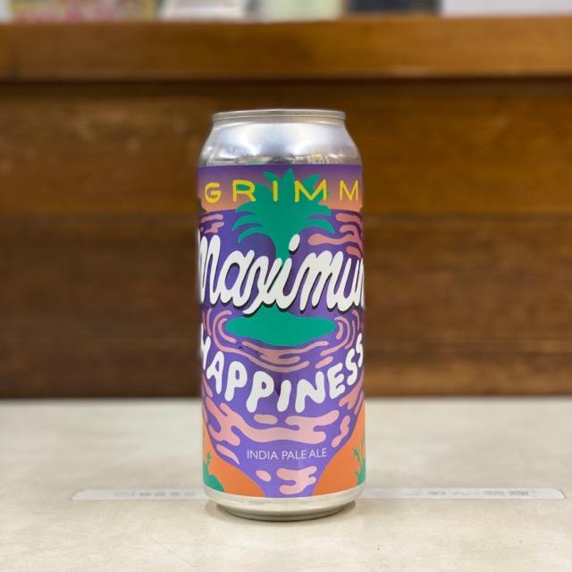 Maximum happiness 473ml/Grimm
