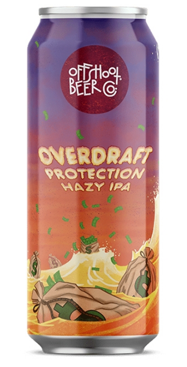 Overdraft protection 473ml/Offshoot