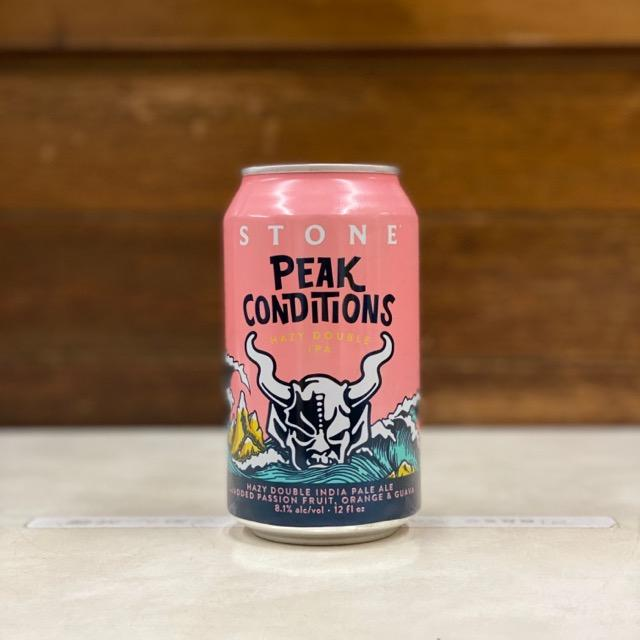 Peak condition 355ml/Stone