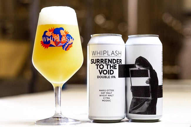 Surrender to the void double IPA 440ml/whiplash