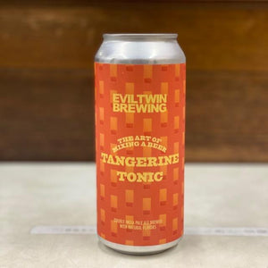 Tangerine tonic 473ml/Evil twin