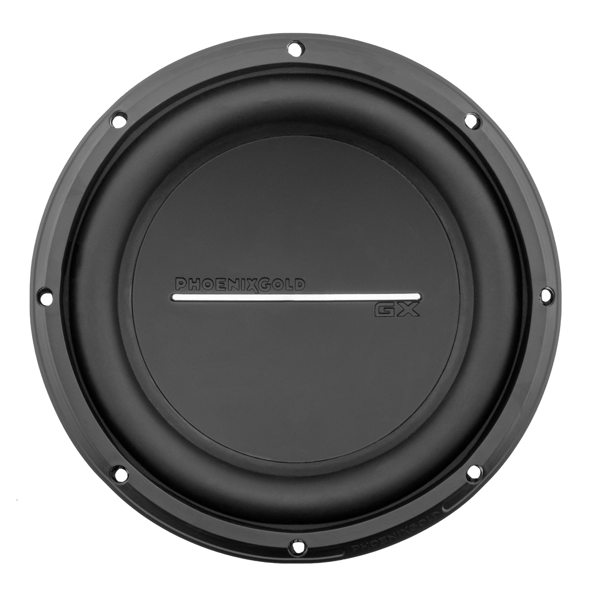 "GX 10"" High Performance Dual 2-Ohm Subwoofer"