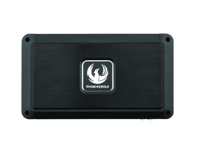 GX 1200W 1-Channel Monoblock Class D Amplifier - Phoenix Gold