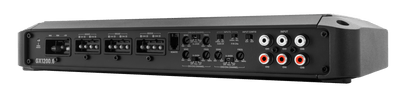 GX 1200W 6-Channel Full Range Class D Amplifier - Phoenix Gold