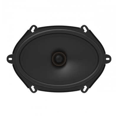 "MX 5x7"" Dual Concentric Coaxial Speakers - Phoenix Gold"