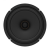 "MX 6.5"" Dual Concentric Coaxial Speakers - Phoenix Gold"