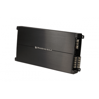 Z 1200W 5 Channel Amplifier - Phoenix Gold