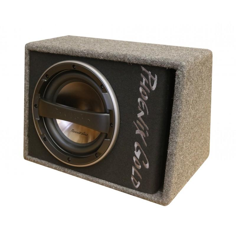 Z 160W 10'' Active Subwoofer - Phoenix Gold