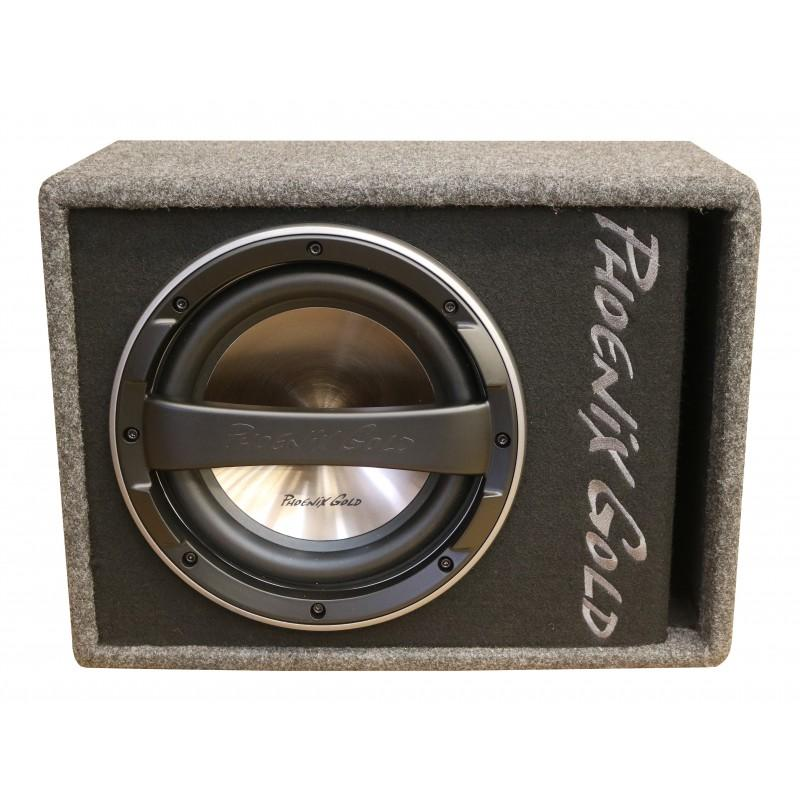 Z 160W 12'' Active Subwoofer - Phoenix Gold
