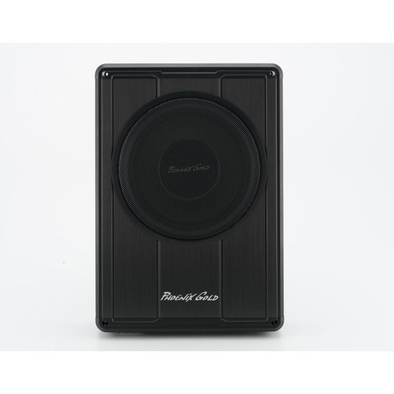 "Z 8"" Slim Active Bass Enclosure - Phoenix Gold"