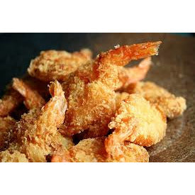 Crispy Butterflied Prawn With Sweet Chilli Dip