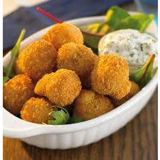 Crispy Breaded Mushrooms