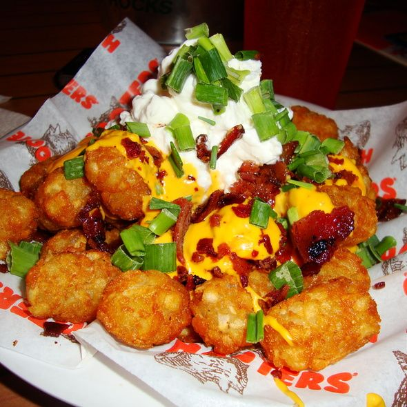 Loaded Tater Tots