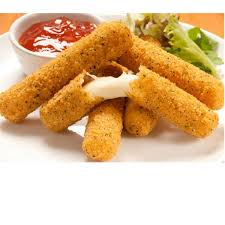 Crispy Mozzarella Sticks