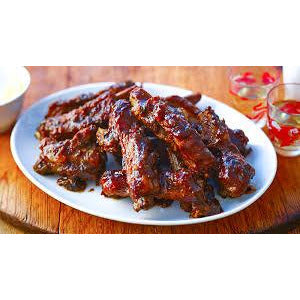 Starter - Sticky Chinese Spare Ribs