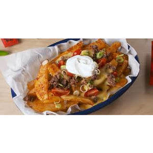 Dirty Nacho Fries